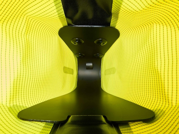 Ortlieb Saddle-Bag Two High Visibility Zadeltas Neon-Zwart