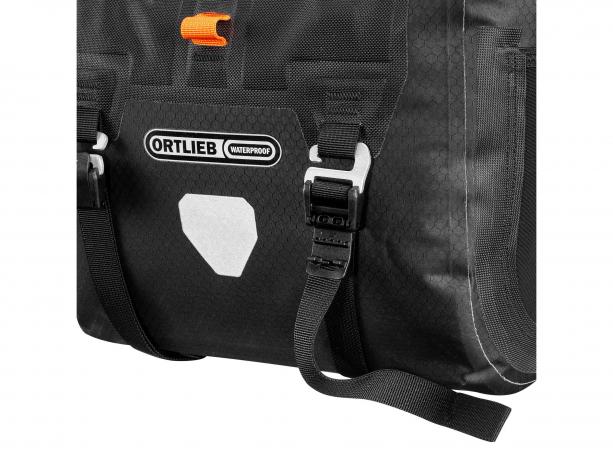 Ortlieb Stuurtas Handlebar-Pack QR 11L Zwart mat
