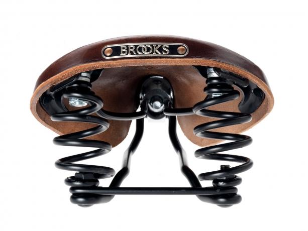 Brooks Flyer Special Zadel Bruin