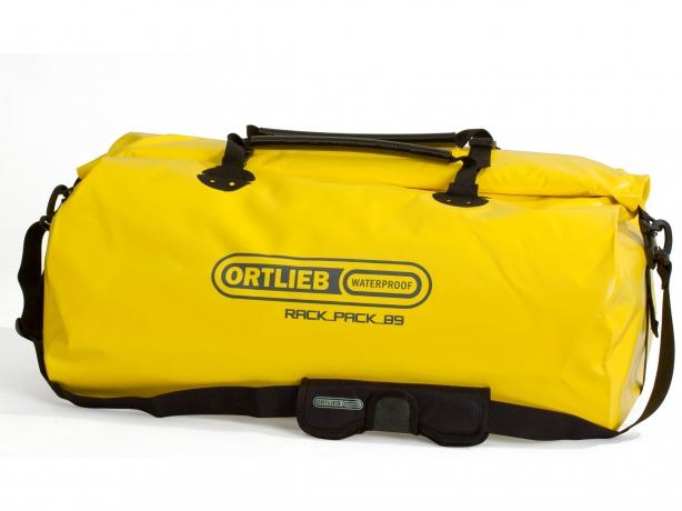 Ortlieb Rack-Pack XL Reis- & Sporttas 89L Geel