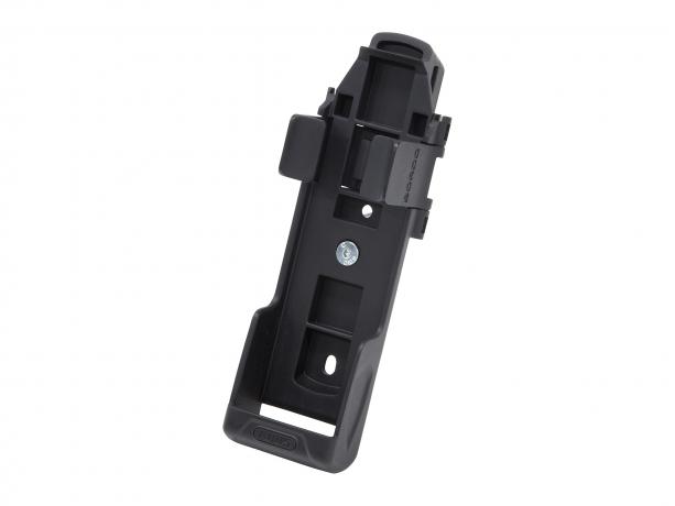 Abus Bordo 6000 SH 90cm Twinset met Sleutel Zwart