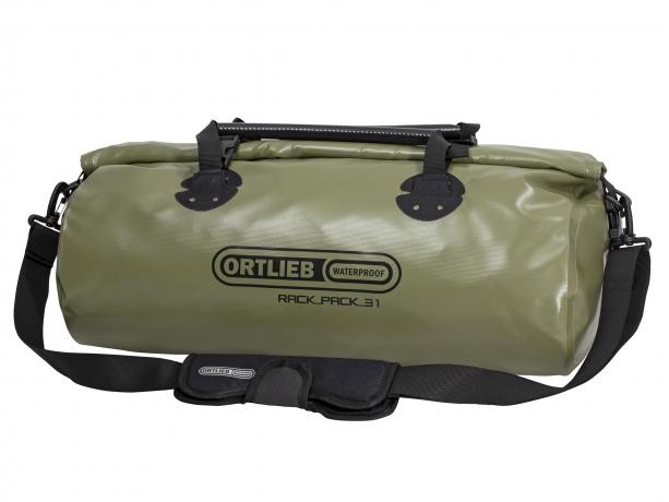 Ortlieb Rack-Pack M Reis- & Sporttas 31L Asfalt