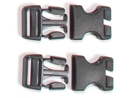 Ortlieb X-Stealth Steekgespen (paar) Rack Pack - E135