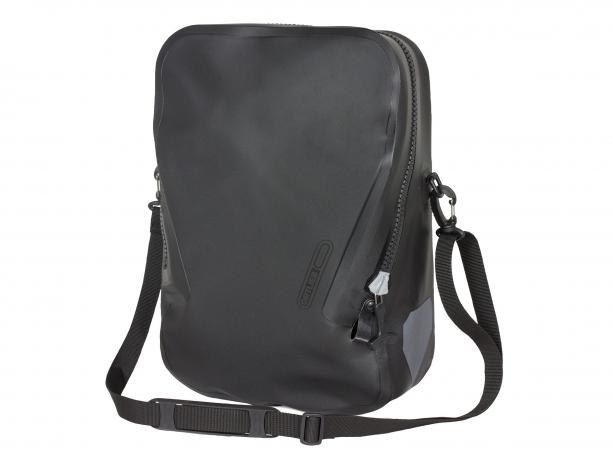 Ortlieb Single-Bag QL3.1 (Incl. QL3.1 Rail) Zwart mat
