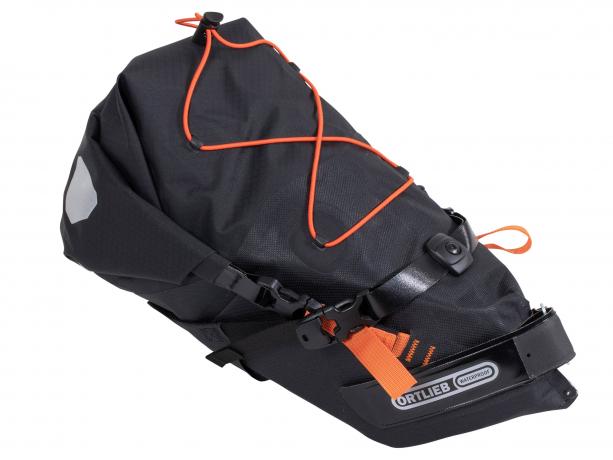 Ortlieb Seat-Pack M Zadeltas 11L Zwart mat