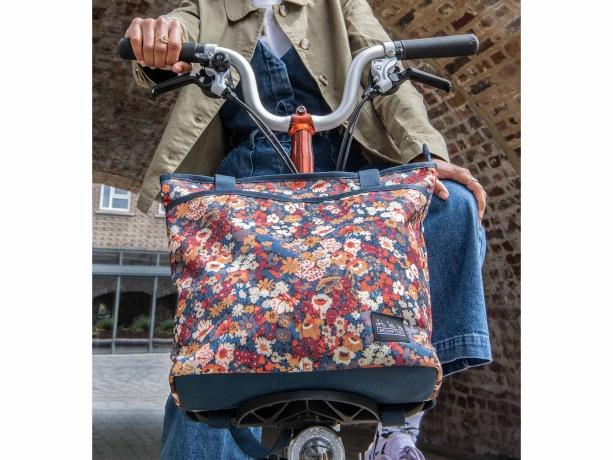 Brompton Borough Tote Bag S Liberty incl. Frame & Regenhoes