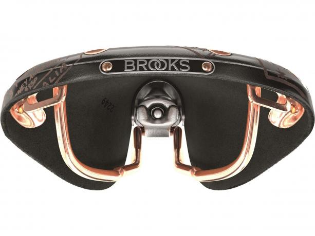 Brooks B17 Special Lab Zwart