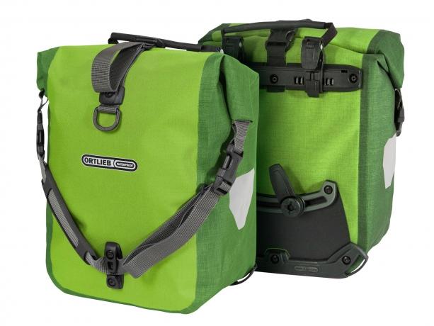 Ortlieb Sport-Roller Plus QL2.1 Voortassen Limoen-Mosgroen