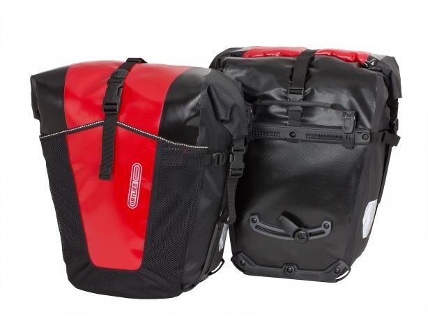 Ortlieb Back-Roller Pro Classic QL2.1 Achtertassen Rood-Zwart