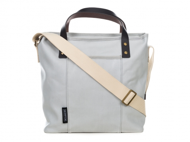 Brompton Tote Bag met ritssluiting incl. Frame & Regenhoes
