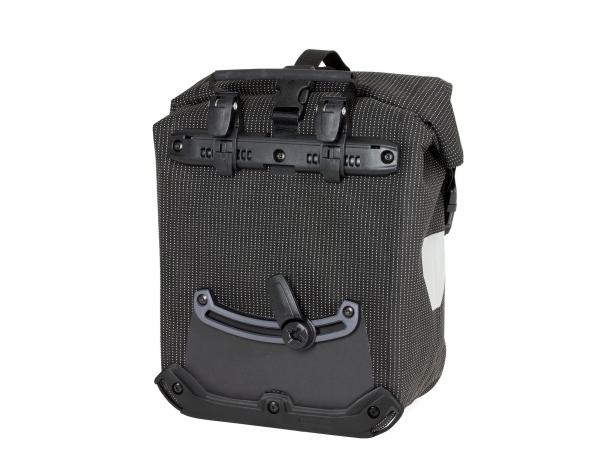 Ortlieb Sport-Roller High Visibility QL2.1 Voortassen Zwart reflex