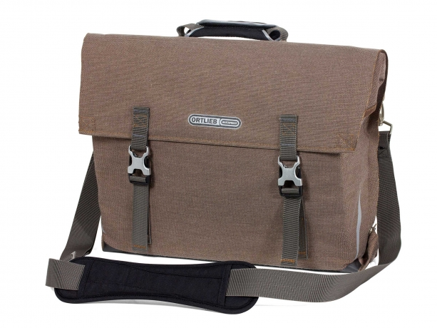 Ortlieb Commuter-Bag QL2.1 Aktetas M Koffie