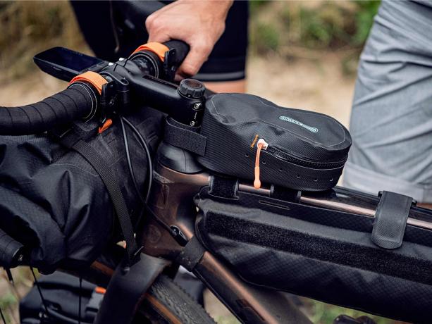 Ortlieb Cockpit-Pack Zwart mat