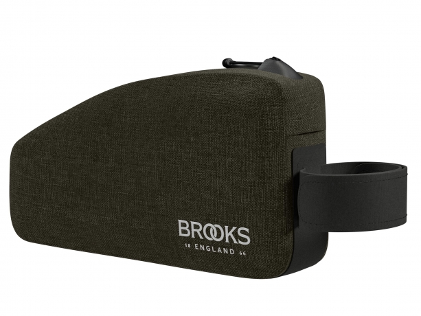 Brooks Scape Top Tube Bag Frametas Modder Groen