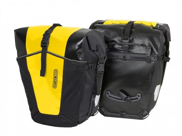 Ortlieb Back-Roller Pro Classic QL2.1 Achtertassen Geel-Zwart