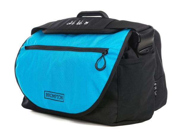 Brompton S-Bag incl. Frame & Regenhoes