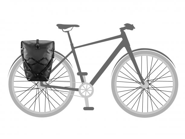 Ortlieb Back-Roller Design Achtertas Infinity