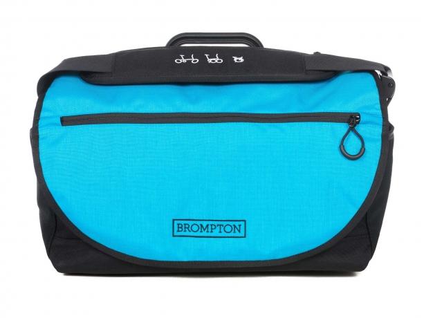 Brompton S-Bag incl. Frame & Regenhoes Zwart