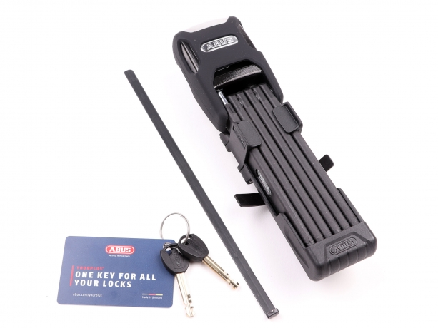Abus Bordo 6000A SH 90cm Vouwslot Alarm