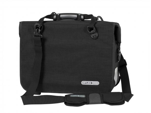 Ortlieb Office-Bag QL3.1 Aktentas Large Cordura Zwart
