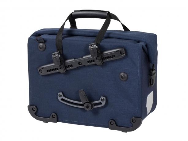 Ortlieb Office-Bag QL2.1 Aktentas Large Cordura Staalblauw
