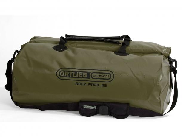 Ortlieb Rack-Pack XL Reis- & Sporttas 89L Olijf