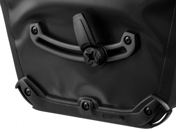 Ortlieb Back-Roller Free QL2.1 Achtertassen Zwart