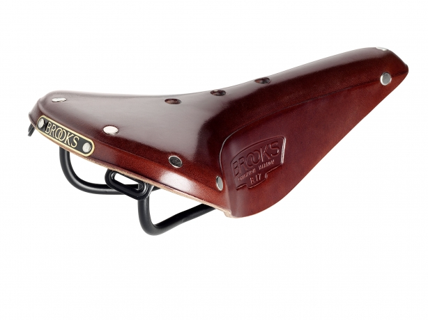 Brooks B17 Narrow Zadel