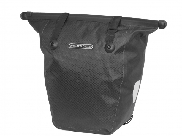 Ortlieb Bike-Shopper QL2.1 Boodschappentas Staalblauw
