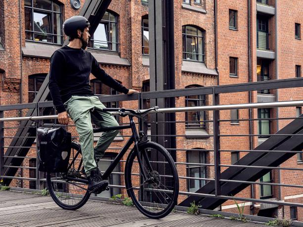 Ortlieb Back-Roller Free QL3.1 Achtertas Singel