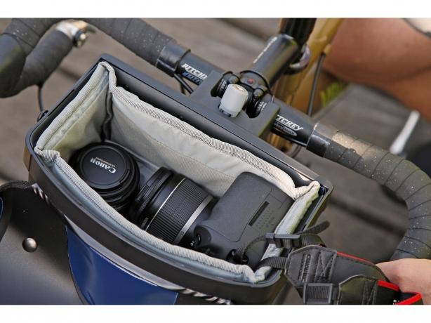Ortlieb Camera Inzet Ultimate Grijs