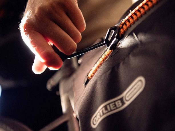 Ortlieb Frame-Pack Frametas 4L Zwart mat