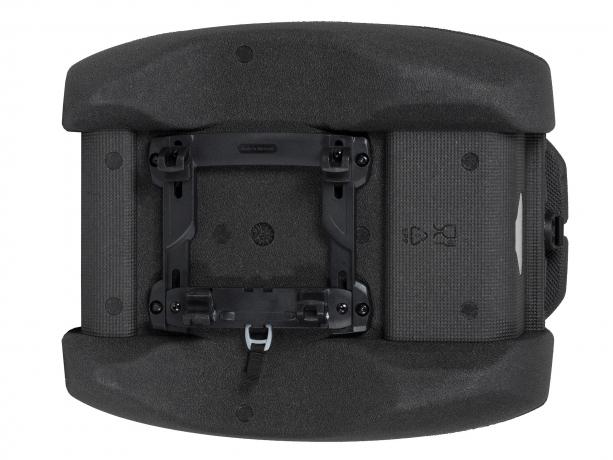 Ortlieb Rack-Box Rack-Lock Adapter Zwart