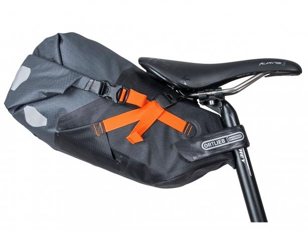 Ortlieb Seat-Pack M Zadeltas 11L Leigrijs
