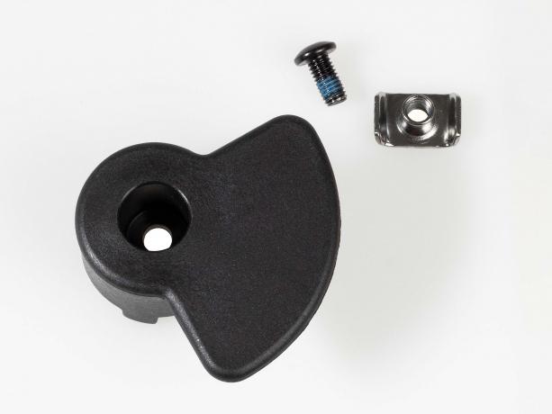 Ortlieb QL1 Grendelhaak 16mm onder - E239