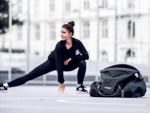 Ortlieb Rack-Pack Urban S Reis- & Sporttas 24L Inkt