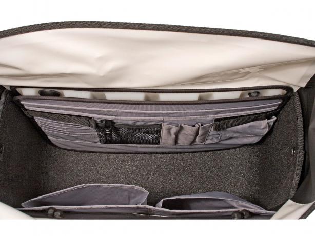 Ortlieb Office-Bag QL3.1 Aktentas Large PVC Wit-Zwart