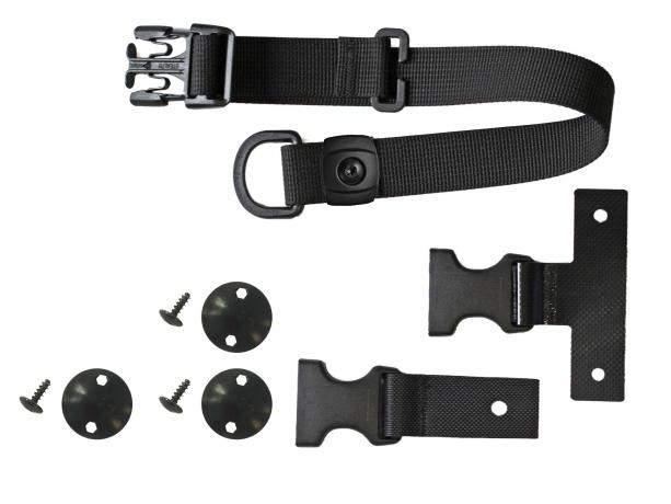 Ortlieb X-Stealth Hulpsluiting (1stuk) voor QL1 en QL2 - E186