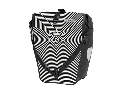 Ortlieb Back-Roller Design Achtertas Dotwork