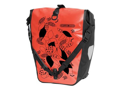 Ortlieb Back-Roller Design Achtertas Leafage