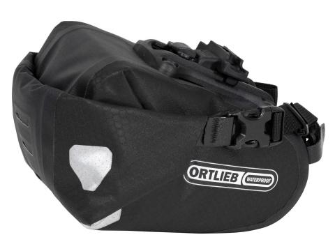 Ortlieb Saddle-Bag Two Zadeltas 1.6 L Leigrijs-Zwart