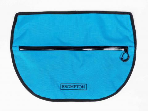 Brompton Sluitflap voor S-Bag Limoen Groen
