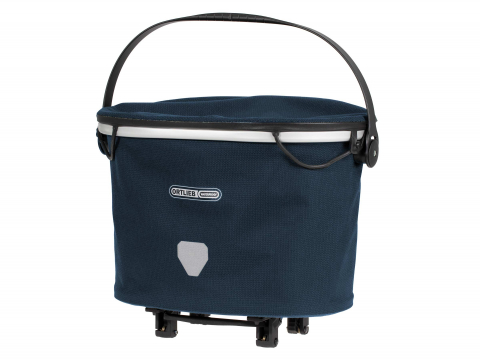Ortlieb Bagagedragermand Up-Town Rack Urban Peper
