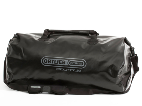 Ortlieb Rack-Pack XL Reis- & Sporttas 89L Rood