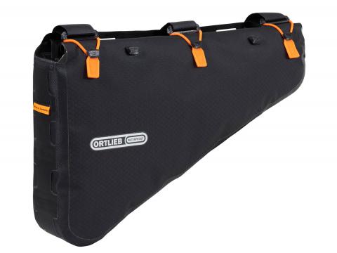 Ortlieb Frame-Pack RC Frametas rolsluiting Zwart mat