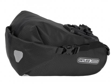 Ortlieb Saddle-Bag Two Zadeltas 4.1L Signaalrood-Zwart