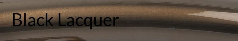 Brompton Black Lacquer Glanzend MY2020